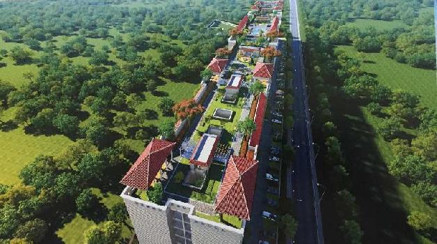 2 BHK Flats & Apartments for Sale in Patiala Road, Zirakpur