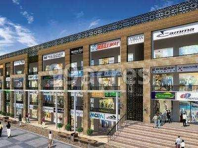 showroom for rent on ambala highway zirakpur