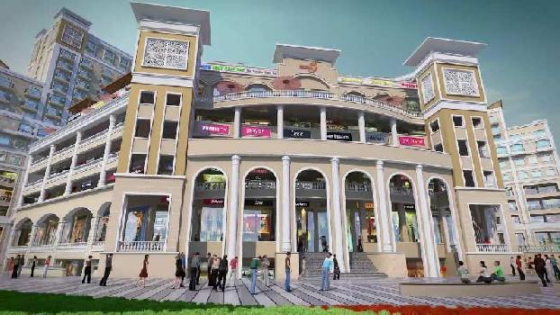 commercial space available in zirakpur