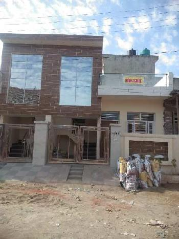 Newly builtup  kothi for sale on patiala road zirakpur