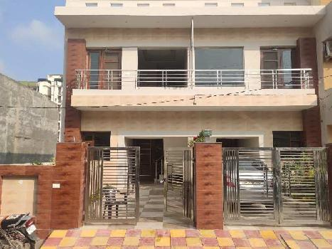 4Bhk Double story kothi on vip road zirakpur