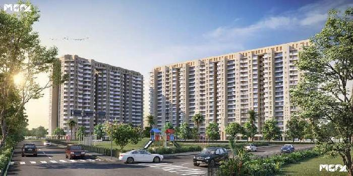 3Bhk ultra luxuary flat for sale on airport road zirakpur