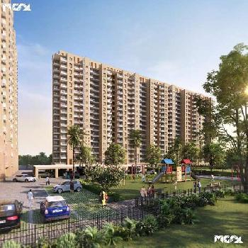 3Bhk flat for sale with servent room on air port  road zirakpur