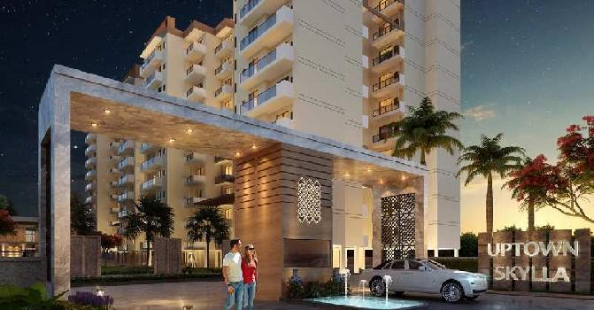 3BHK 3Baths Residential Apartment for Sale in Artique Uptown Skylla, Zirakpur