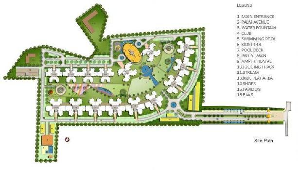 3BHK Apartment for Sale in Savitry Greens Apartment 1, Zirakpur