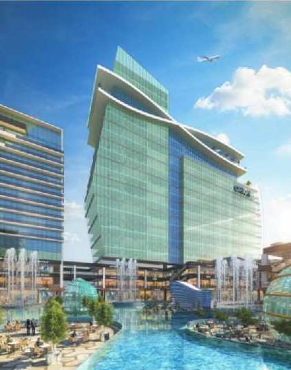 464 Sq.ft. Office Space for Sale in Sector 132, Noida