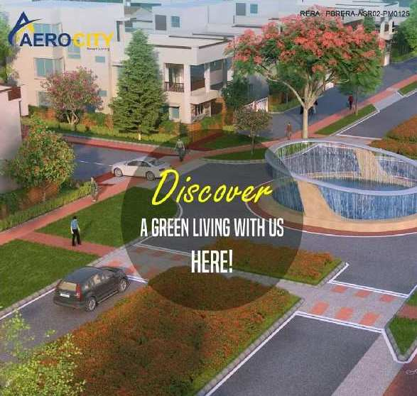 200 Sq. Yards Residential Plot for Sale in Airport Road, Amritsar