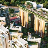 3 BHK Flat for rent at Bani Park