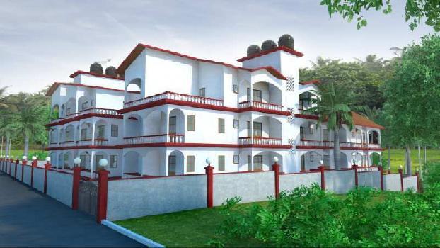 1725 Sq. Meter Residential Plot for Sale in Karaswada, Mapusa, Goa