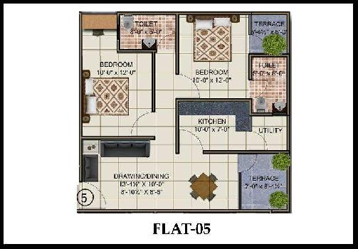 Ready To Shift 2bhk