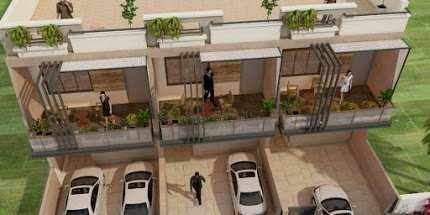 3 BHK Villa For sale in Amrit Nagar, Jaipur
