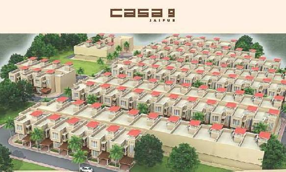3 BHK Individual Houses / Villas for Sale in Patrakar Colony, Jaipur