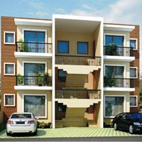 2 BHK Independent Second Floor at Rs 18 L in Sunny Urban Homes Kharar.