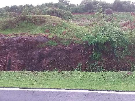 Costal road touch plot for sale