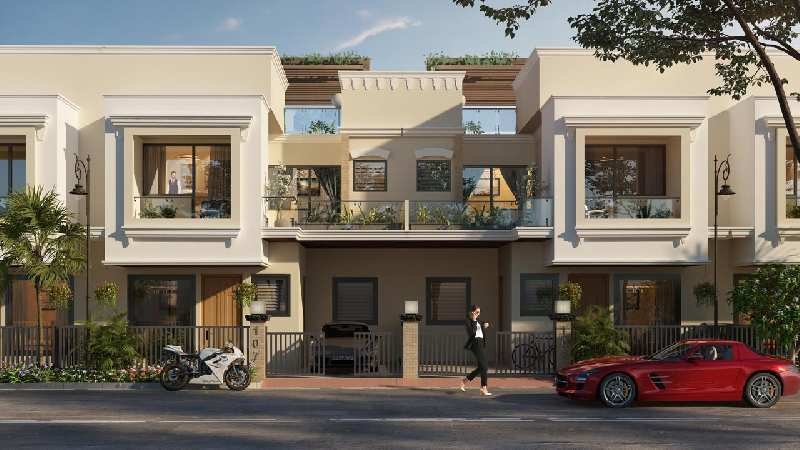 Residential plot at Gated & luxurious township