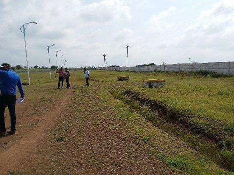 Residential Plot for Sale in Ozar, Nashik