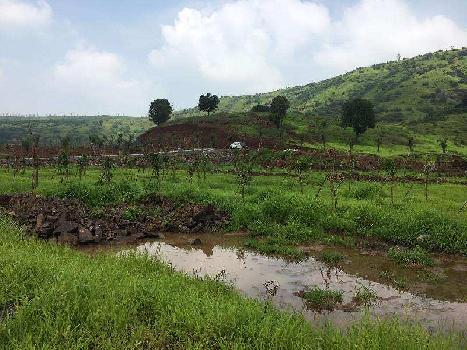 NashikTrimbak Highway just 1.2km Brahma Green farmhouse project