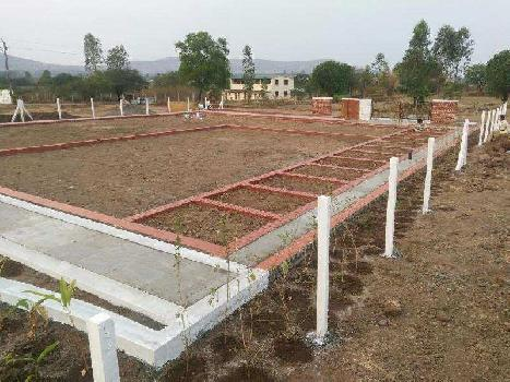 Trimbak khambale farmhouse plots just Trimbak highway 500mitr waking distant