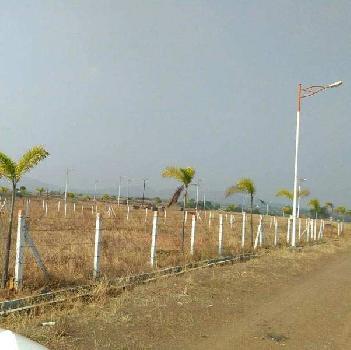Residential plot for sale in Ozar, Nasik
