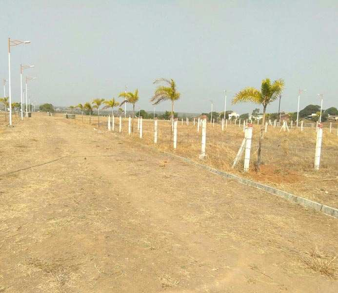 Commercial plot for sale in Ozar, Nashik