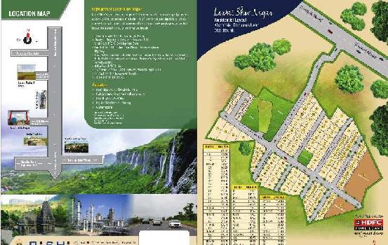 Residential Plot For Sale In Shiv Nagar, Plot No. 25, Nashik Trimbak Highway Touch Khambale Shivar,