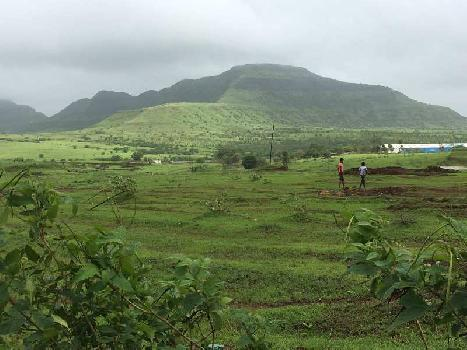 Residential Plot For Sale In Shiv Nagar, Plot No. 33, Nashik Trimbak Highway Touch Khambale Shivar,