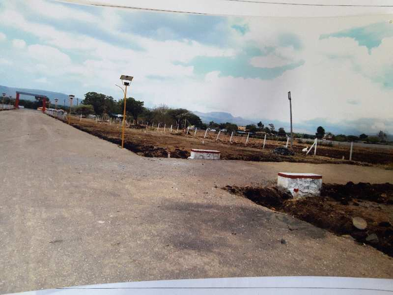 Residential Plot For Sale In Shiv Nagar, Plot No. 49, Nashik Trimbak Highway Touch Khambale Shivar,