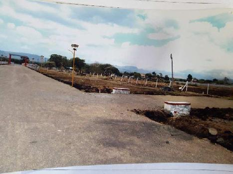 Residential Plot For Sale In Shiv Nagar, Plot No. 165, Nashik Trimbak Highway Touch Khambale Shivar,