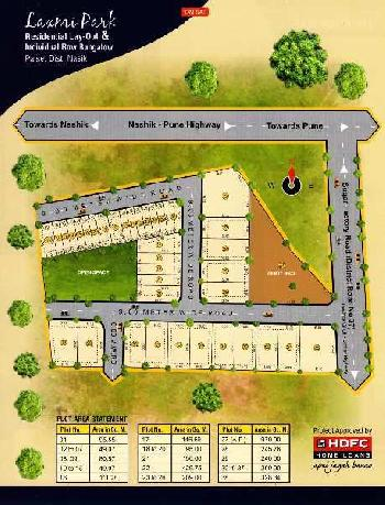 Residential Plot For Sale In Nashik Road Railway Station