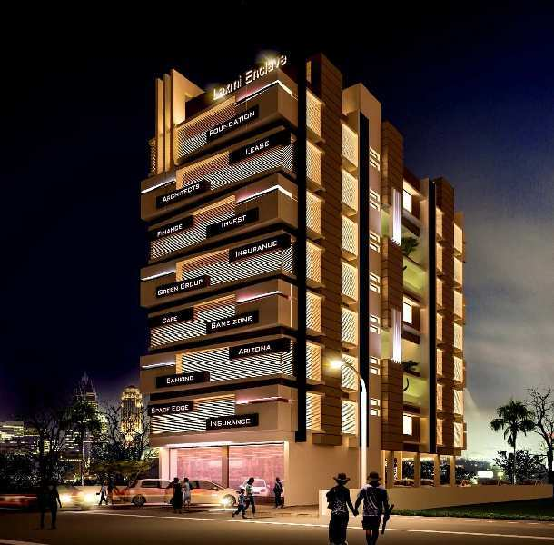 Luxurious Commercial Office Space For Sale In 'LAXMI ENCLAVE'