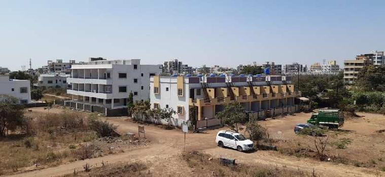 Nashik Dhule Highway Near 2Bhkbanglo Textile Jatra Hotel Plot with Construction Only 38lakh all included PMAY Benifit
