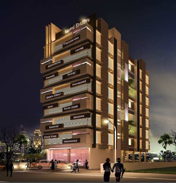 675 Sq.ft. Office Space for Sale in Sharanpur Road, Nashik