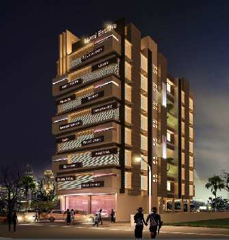 731 Sq.ft. Office Space for Sale in Sharanpur Road, Nashik