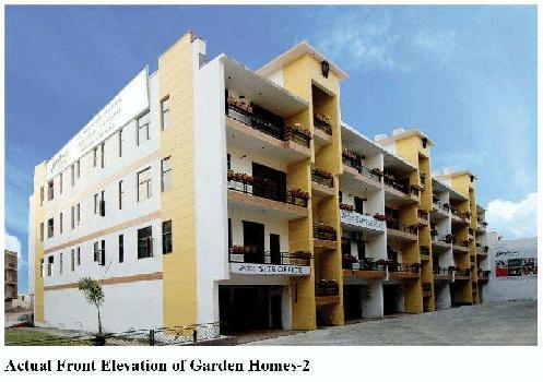 3 BHK Builder Floor For Sale In Zirakpur