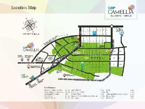 2 BHK Flats & Apartments for Sale in Kharar Road, Mohali