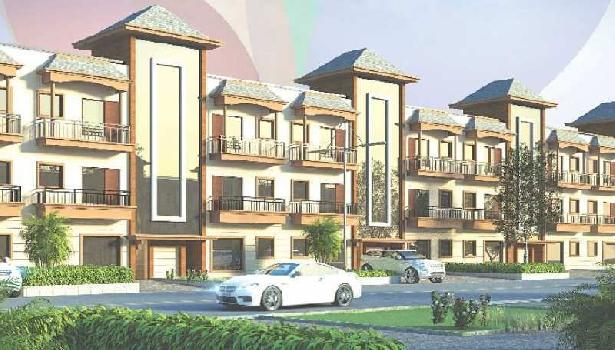 3 BHK Builder Floor for Sale in Kharar, Mohali