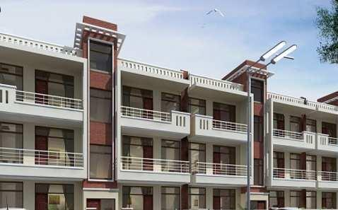 2 BHK Builder Floor for Sale in Sector 115, Mohali