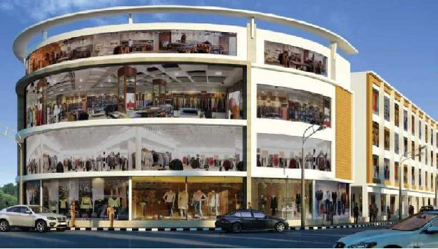 720 Sq.ft. Showrooms for Sale in Sector 85, Mohali