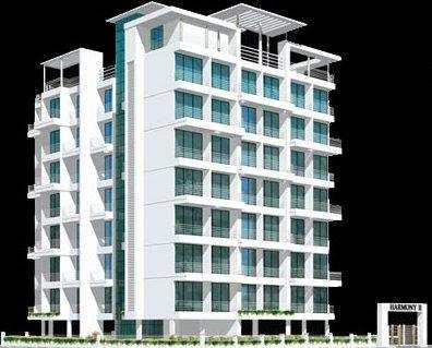 3 BHK Flats & Apartments for Sale in Sector 35, Navi Mumbai
