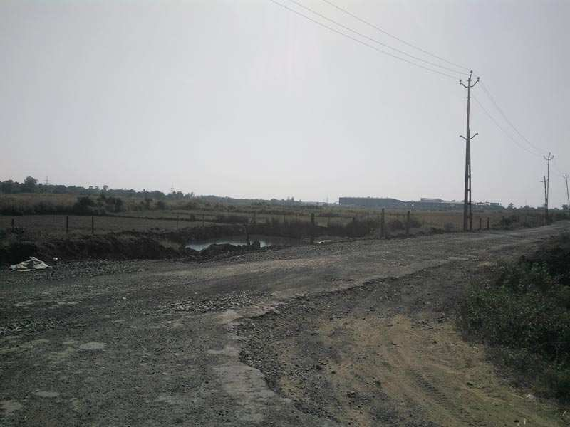 24 Acers Industrial NA Land for Sale in Umbergaon