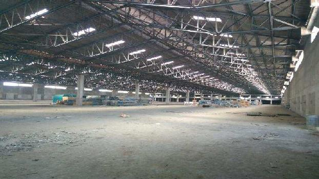 Factory for RENT near Vapi, GIDC, Gujarat,