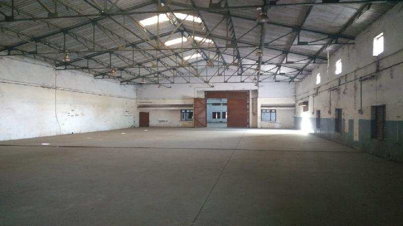 40000 Sq. Feet Factory for Rent in Umbergaon, Valsad