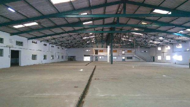 20512 Sq. Feet Factory for Rent in Umbergaon, Valsad