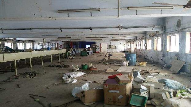 24000 Sq. Feet Factory for Rent in Gidc, Vapi