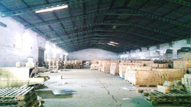 55000 Sq. Feet Warehouse/Godown for Rent in Gidc, Vapi