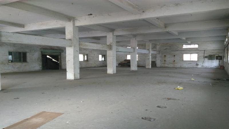 17000 Sq. Feet Factory for Sale in Daman