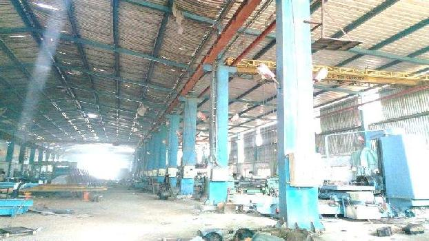37000 Sq. Feet Factory for Rent in Gidc, Vapi