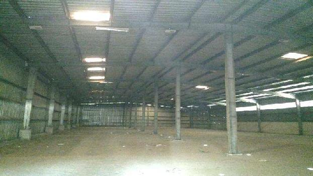 25000 Sq. Feet Warehouse/Godown for Rent in Rakholi, Silvassa