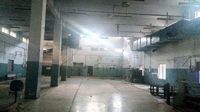 80000 Sq. Feet Factory for Sale in Mashal Road, Daman