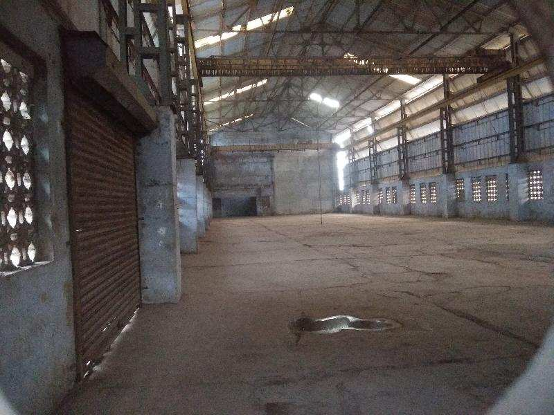 12000 Sq.ft. Factory / Industrial Building for Rent in Gidc, Vapi